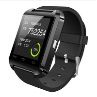 2016 Wholesale Touch Screen Cheap Health Care Smart Watch U8 OEM Bluetooth For Android And IOS