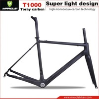 Taiwan bike frames T1000 super light carbon road bike frame BSA/BB30/PF30 available