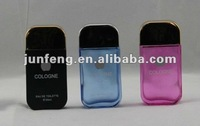50ML apple printed cologne glass perfume bottle