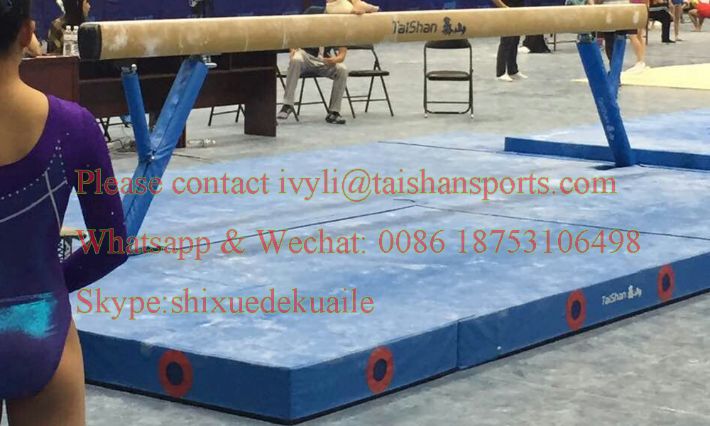 FIG APPROVED Professional cheap gymnastics equipment for sale