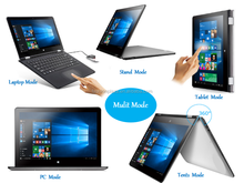 Win10 tablet pc 11.6inch Touch screen 2 in 1 ultrabook dual os tablet pc