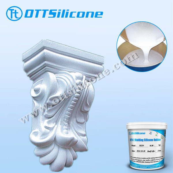 FREE SAMPLE! Baluster Concrete Silicone Rubber Mold Making
