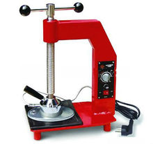 tire repair vulcanizer machine