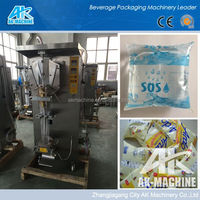 Salable Product Bag Filling Mahicne Sachet