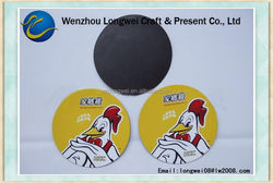 chicken fridge magnet/ custom refrigerator magnets/paper fridge magnet