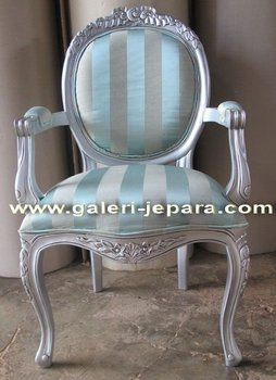 Dining Furniture Chair - Indonesian Mahogany Furniture - Portable Chair Furniture
