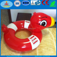 Inflatable Duck Float Swim Ring