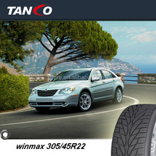 timely delivery winmax tires 305/45R22