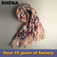 new style hot sale knitting lady women winter satin scarf shawl price for sale