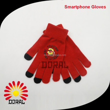 Fashion Winter Knit IGlove Customized Magic Smart Phone Screen Touch Gloves