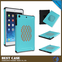 yexiang 2016 new arrival armor phone case shockproof combo case for iPad mini 2