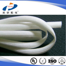Silicon resin insulation coated fibre glass sleeves