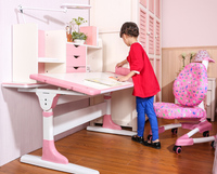 2016 modern Ergonomic Adjustable kids bedroom furniture