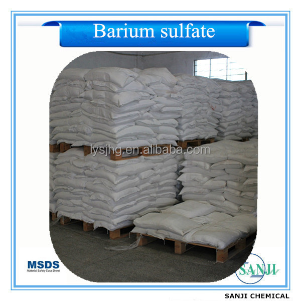 Precipitated barium sulfate price