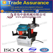 CE approved wood working manual portable edge bander, edge bander machine