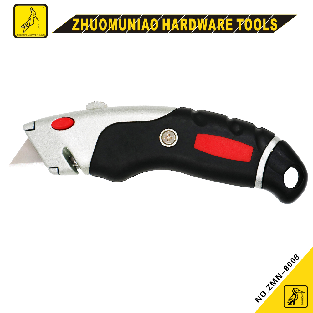 Retractable Safety Linoleum Utility Cutter Knives