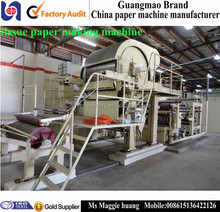 toilet paper recycling paper maschine and tissue paper processing machine prices machine a papier toilette