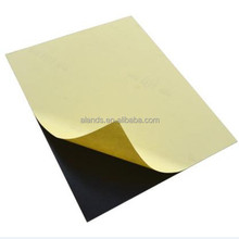 self adhesive PET sheet, PVC sheet for photo album making