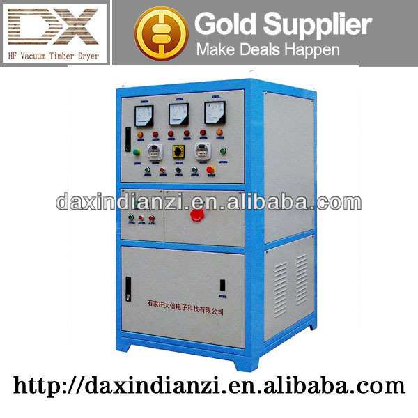 high frequency generator for wood dryer oven and kiln