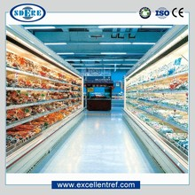 DMM1820O1 Bakery Supermarket Fridge Used as Refrigerated Display Cases