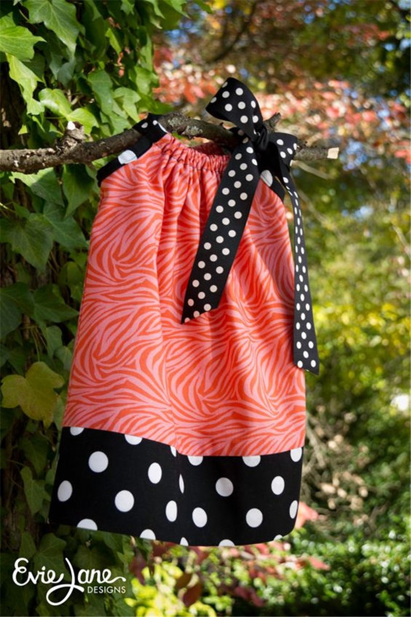 little girl boutique dress for summer