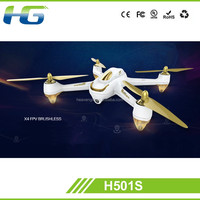 Wholesale rc drone Hubsan H501S video recording rc helicopter radio controlled helicopter for sale