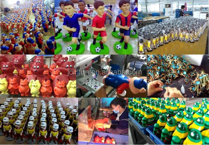 Custom plastic figure toy,OEM 4inch cartoon toys figure, Making plastic hot toys figure