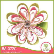 Custom design butterfly clip hairpin