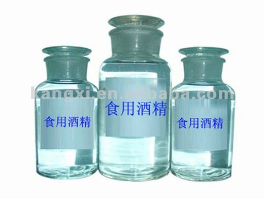 2013 Top quality Special Grade Edible Alcohol for perfume industry