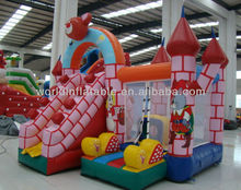 Hot sell new attactive inflatable castles art panels