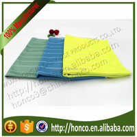 High quality bamboo microfiber cloth 3 colour bamboo fibre cleaning cloth