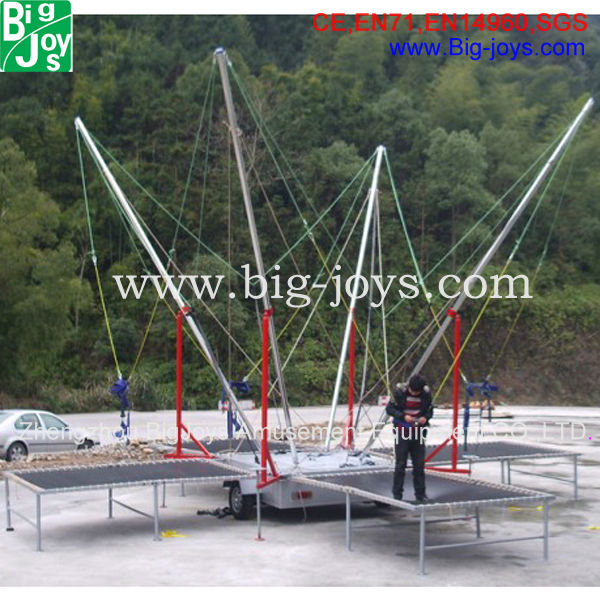 bungee trampoline business/adult bungee/thick bungee cord