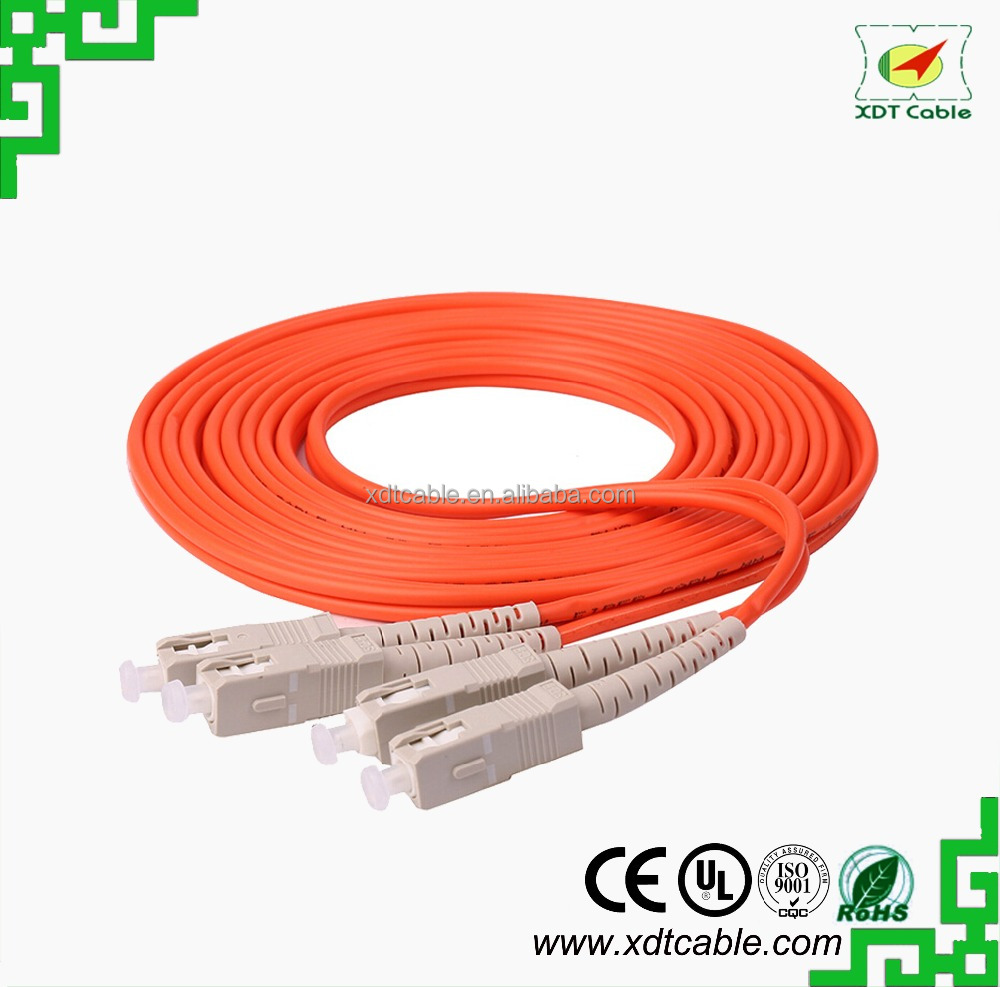 wholesale importer of chinese goods MM,SM 24 core cable Fiber Optical Fiber Jumper Cable