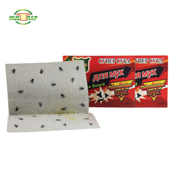 Mustrap pest control fly glue trap the best sticky fly paper