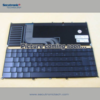 "Hot selling Laptop keyboard for APPLE Unibody MacBook Pro 15"" A1286 Turkish black no backlit"