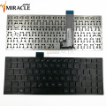 Spanish Laptop Keyboard For Asus x402 SP Layout Black