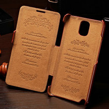 2016 for Samsung Mobile Phone Business Elegant Special Design Waterproof Cell Phone Cover Vintage Phone Case for Note 3