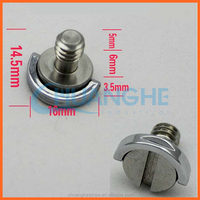 China High quality flexible joint camera stand screw