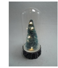 Wholesale Custom Christmas Ornament Hand Blown Led Glass Ball