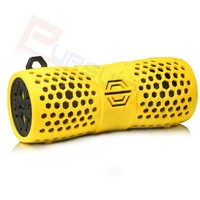 High quality Rugged IPX6 waterproof Bluetooth speaker, outdoor protable speaker