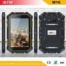 Sunlight readable IP68 7inch rugged android smart tablet pc