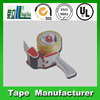 Bopp packing tape with tape cutter