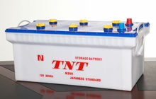 12Volt Reasonable Price Dry Battery For Diesel Truck N200