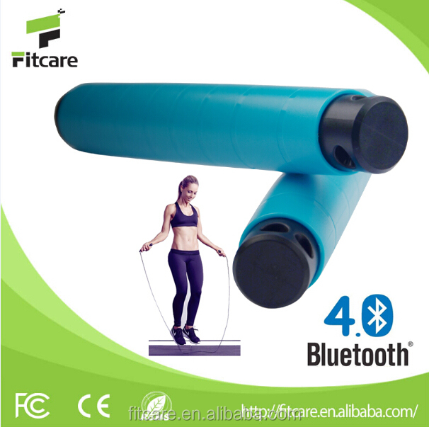 Fitcare Bluetooth cross fit jump rope