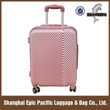 2016 Newest Abs Hard Case CarryOn Bags For Gift Abs Cabin Luggage