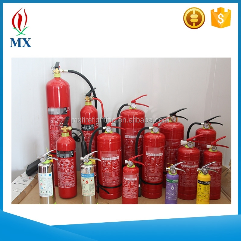 fire extinguisher manufacturer/fire fighting equipment/extintor abc pqs de 40%/extintor polov quimico seco fire extinguisher