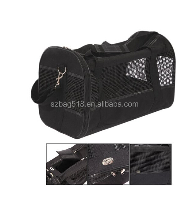 Shoulder Custom Logo Pet Carry Travel Bag