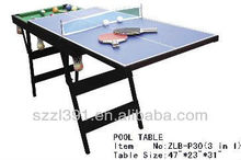 Hot Sales Mini Ping Pang Table