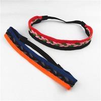 Bright colored make your own headband