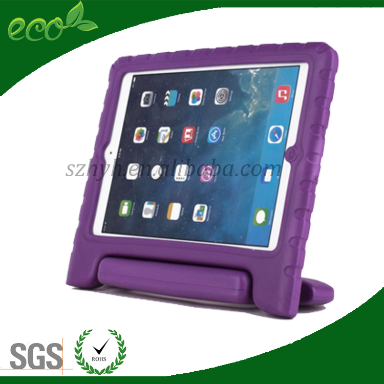 hot sell multi colors thick waterproof EVA foam tablet pc case rubber tablet case for ipad 2